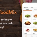 FoodMix — Cooking App. UX Case Study