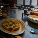 Pizza restaurant Gusto DiVino accepts WAVES!