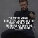 The Person You Will Become…