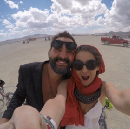 ONE GIRL FINDS…BURNING MAN (Part 2)