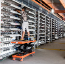 Bitcoin Miners on the move