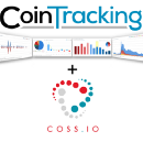 How to Track COSS.io Fee Split Allocations with CoinTracking