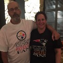 Ultimate Teammates: Siblings set aside AFC rivalry when it matters most