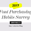 The 2017 Font Purchasing Habits Survey Results