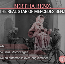 The Real Star Of Mercedes Benz