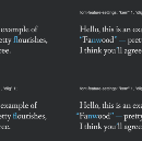 How to hack beautiful flourishes into your font