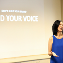 Don't Build your Brand. Instead, Find your Voice