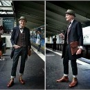 This 104-year-old grandpa has more style than most of us.