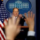 Changing the faces at the White House briefing and adding a war room won't bridge President Trump's…