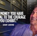 It Takes Courage to Make Money