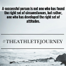 The Athlete Journey — May 4, 2016