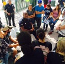 ANOTHER DAY IN THE LIFE OF A SKID ROW COMMUNITY COP