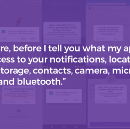 Obtaining App Permissions the Right Way and Humanizing the Process