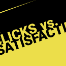 Clicks vs. Satisfaction