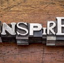 """At BETT in London. I was asked """"who inspires you?"""" I didn't have a clear answer. Now I do."""