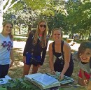 Hackberries, Sugarberries, and Those Confusing Red Oaks: Place-Based, Service-Learning in Botany