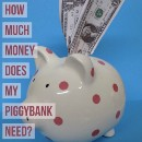 What do I need in my piggybank to buy my first house?