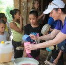 A Gesture of Love to Nicaragua