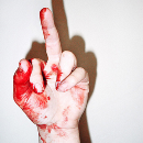 I Posted a Picture of Menstrual Blood. Now People Want Me Dead?