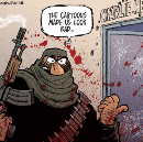 Cartoonists Respond to Charlie Hebdo Tragedy