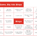 Big Game, Big Ads Bingo