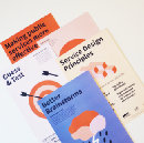 Civic Service Design Posters and Postcards