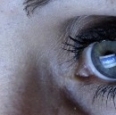 11 hours a day in front of a screen. This is what it's doing to your eyes