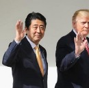 After Fleeing U.S. On Air Force One, Trump Requests Political Asylum In Japan