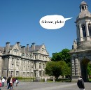 Trinity College Dublin values freedom of speech - except if you give them a bad review online