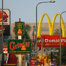 Fast food chains saw opportunity in inner cities, and the federal government helped them