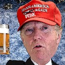 A Trump voter bought me a beer in Boston last night.