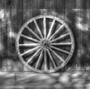 A Wheel and Its Centre