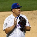Bartolo Colon announces he will not stand for the national anthem because it's very tiring to stand