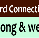 Word Connections: Strong & Weak