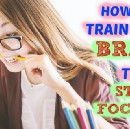 How to Train Your Brain to Stay Focused on Important Things that Give Results