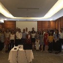 The Toss and the opening spell — SAP Social Sabbatical Kick-off @ Ho Chi Minh City, Vietnam