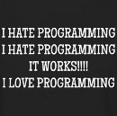 Programming: from Hate to Passion