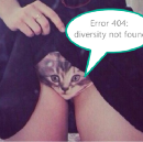 My vagina does not make me a diversity candidate