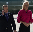 Donald Trump, Sean Spicer, Kelly Ann Conway and a Tale of Eroding Trust