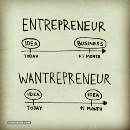 Wantrepreneur-н өчил ину