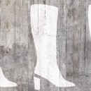 Sustainability: Customisable Fashion vs The Three Concrete Boots