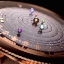 This Watch Shows The Real-Time Motion Of Planets Right On Its Face