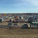 """""""Bring It Home"""" First-Hand Report from Candice Holdorf after Thanksgiving at Standing Rock"""