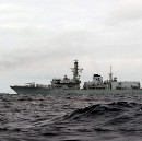 As Russia's Carrier Sails Around Britain, the Royal Navy Finally Gets Its Act Together