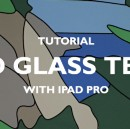 How to Design a Stained Glass Window on iPad