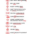New Editing and Proofreading Marks