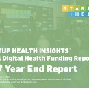 StartUp Health Year End Insights Report 2017