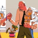 A retiree re-enters the work world — as an intern