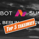 Top 5 takeaways from the chatbot summit 2017