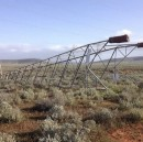 Why did so many of South Australia's electricity transmission towers collapse?